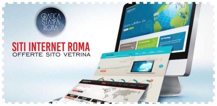 offerta sito internet a roma