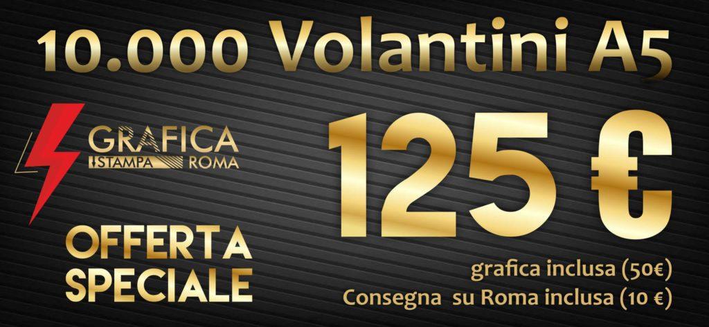 stampa volantini a roma